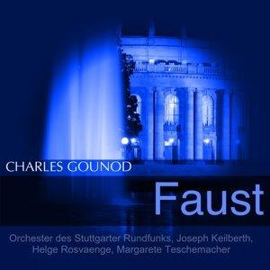 Orchester des Stuttgarter Rundfunks, Joseph Keilberth, Helge Rosvaenge, Margarete Teschemacher 歌手頭像