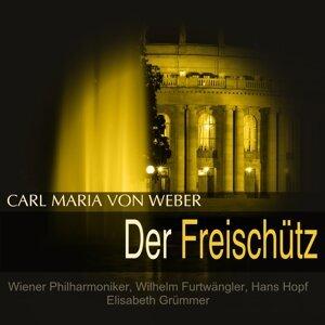 Wiener Philharmoniker, Wilhelm Furtwängler, Hans Hopf Elisabeth Grümmer 歌手頭像