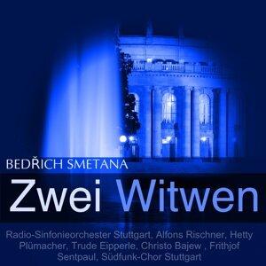Radio-Sinfonieorchester Stuttgart, Alfons Rischner, Hetty Plümacher, Trude Eipperle 歌手頭像