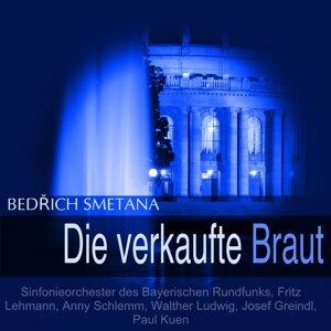 Sinfonieorchester des Bayerischen Rundfunks, Fritz Lehmann, Anny Schlemm, Walther Ludwig 歌手頭像