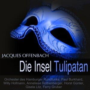 Orchester des Hamburger Rundfunks, Paul Burkhard, Willy Hofmann, Anneliese Rothenberger 歌手頭像