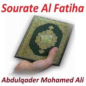 Abdulqader Mohamed Ali 歌手頭像