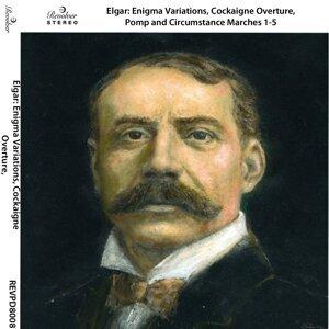 Royal Albert Hall Orchestra, Sir Edward Elgar