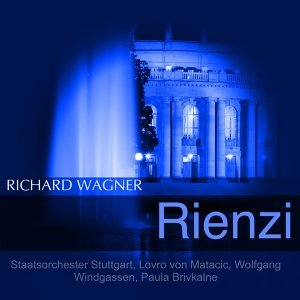 Staatsorchester Stuttgart, Lovro von Matacic, Wolfgang Windgassen, Paula Brivkalne 歌手頭像