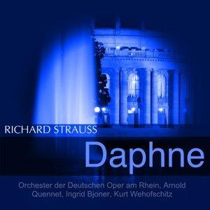 Orchester der Deutschen Oper am Rhein, Arnold Quennet, Ingrid Bjoner, Kurt Wehofschitz 歌手頭像