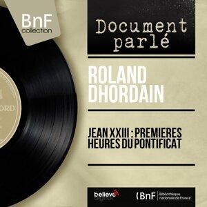 Roland Dhordain 歌手頭像