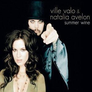 Ville Valo & Natalia Avelon