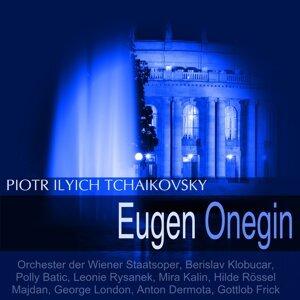 Orchester der Wiener Staatsoper, Berislav Klobucar, Polly Batic, Leonie Rysanek 歌手頭像