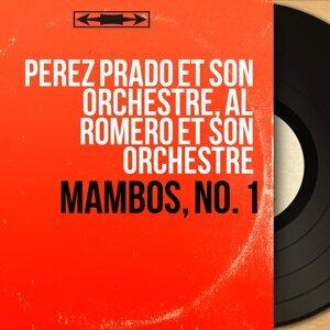 Perez Prado et son orchestre, Al Romero et son orchestre 歌手頭像