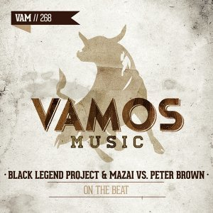Black Legend Project, Mazai, Peter Brown 歌手頭像