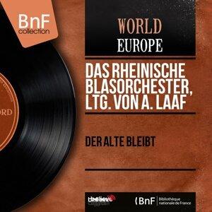 Das Rheinische Blasorchester, Ltg. von A. Laaf 歌手頭像