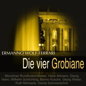 Münchner Rundfunkorchester, Hans Altmann, Georg Hann 歌手頭像