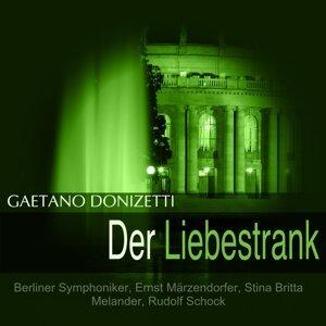 Berliner Symphoniker, Ernst Märzendorfer, Stina Britta Melander, Rudolf Schock 歌手頭像