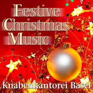 Knabenkantorei Basel, Beat Raaflaub 歌手頭像