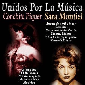 Conchita Piquer & Sara Montiel 歌手頭像