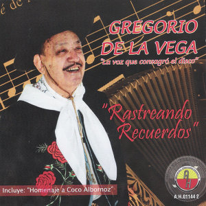 Gregorio de la Vega 歌手頭像