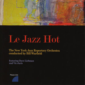 The New York Repertory Jazz Orchestra 歌手頭像