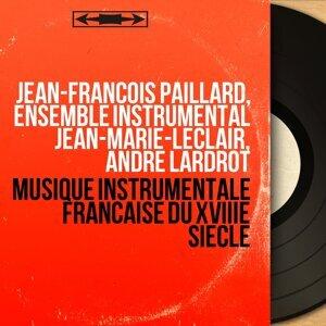 Jean-François Paillard, Ensemble instrumental Jean-Marie-Leclair, André Lardrot 歌手頭像