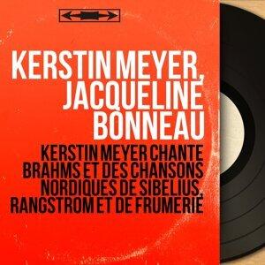 Kerstin Meyer, Jacqueline Bonneau 歌手頭像