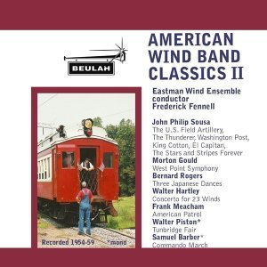 Eastman Wind Ensemble, Frederick Fennell 歌手頭像
