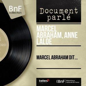 Marcel Abraham, Anne Laloé 歌手頭像