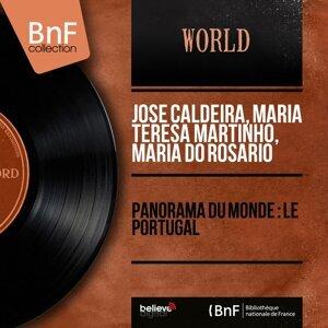 José Caldeira, Maria Teresa Martinho, Maria do Rosario 歌手頭像
