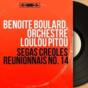 Benoîte Boulard, Orchestre Loulou Pitou 歌手頭像