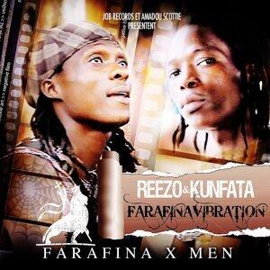 Farafina X Men, Reezo, Kunfata 歌手頭像