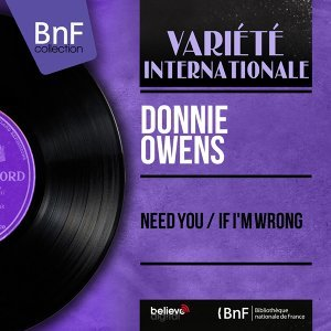 Donnie Owens 歌手頭像