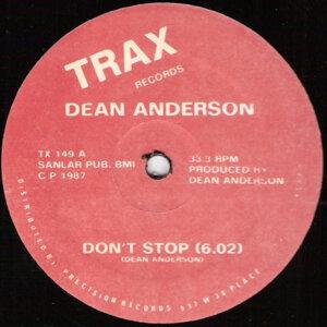 Dean Anderson 歌手頭像