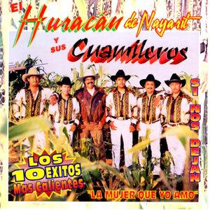 El Huracan de Nayarit y Sus Cuamileros 歌手頭像