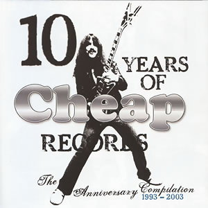 10 Years Of Cheap Records 歌手頭像