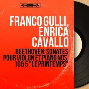 Franco Gulli, Enrica Cavallo 歌手頭像