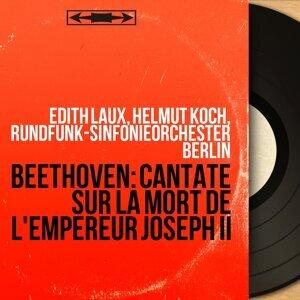 Edith Laux, Helmut Koch, Rundfunk-Sinfonieorchester Berlin 歌手頭像