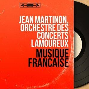 Jean Martinon, Orchestre des Concerts Lamoureux