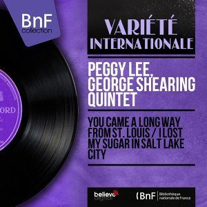 Peggy Lee, George Shearing Quintet 歌手頭像