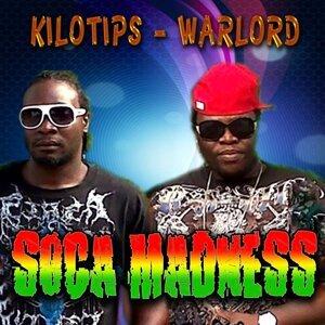 Kilotips, Warlord 歌手頭像