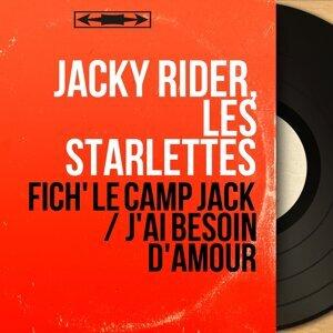 Jacky Rider, Les Starlettes 歌手頭像