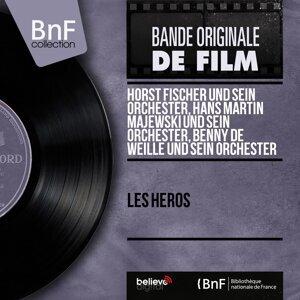 Horst Fischer und sein Orchester, Hans Martin Majewski und sein Orchester, Benny de Weille und sein Orchester 歌手頭像
