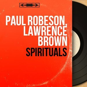 Paul Robeson, Lawrence Brown 歌手頭像