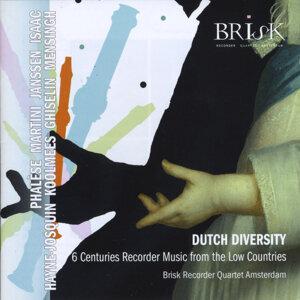 Brisk Recorder Quartet, Marcel Beekman 歌手頭像