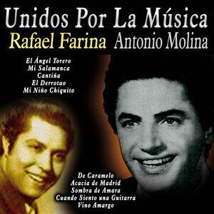 Antonio Molina|Rafael Farina 歌手頭像
