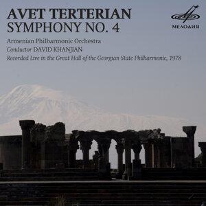 David Khanjian   Armenian Philharmonic Orchestra 歌手頭像