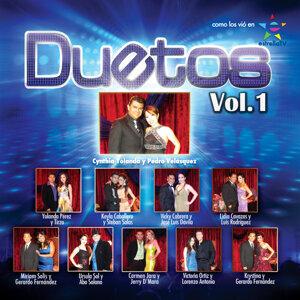 Duetos de Estrella TV  Vol.1 歌手頭像
