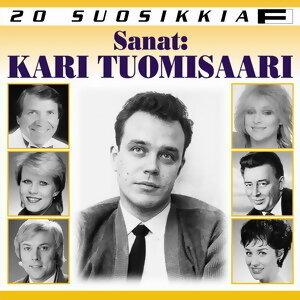 20 suosikkia / Sanat: Kari Tuomisaari 歌手頭像