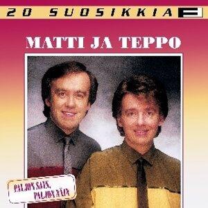 Matti ja Teppo 歌手頭像