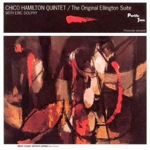 Chico Hamilton And Eric Dolphy アーティスト写真