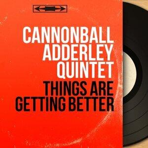 Cannonball Adderley Quintet (加農砲‧艾德利五重奏) 歌手頭像