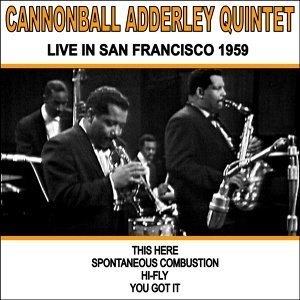 Cannonball Adderley Quintet アーティスト写真
