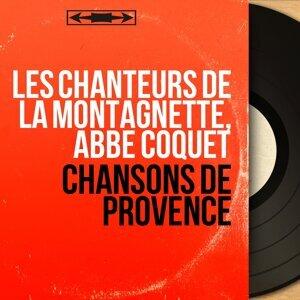 Les Chanteurs de la Montagnette, Abbé Coquet 歌手頭像